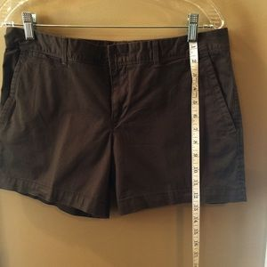 Banana Republic Army Green Shorts